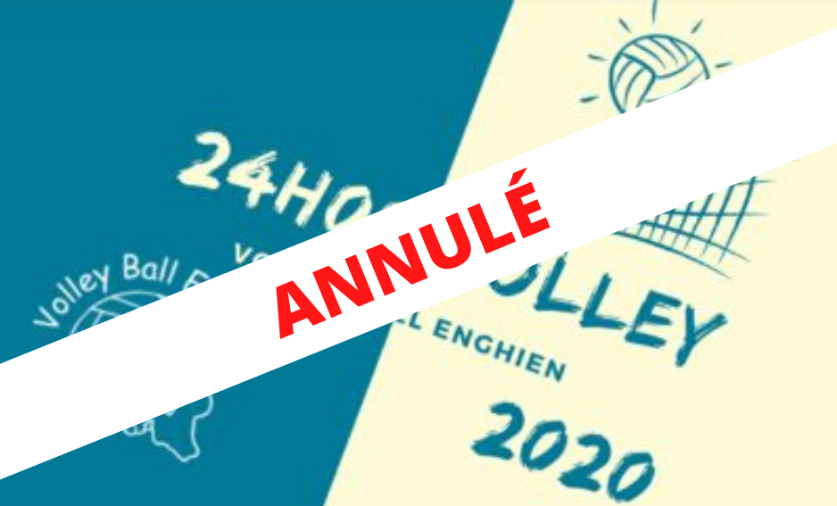 24h00 Volley Ball Enghien 2020